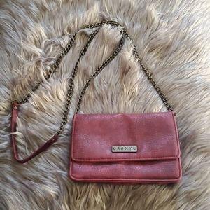 Roxy cross body purse